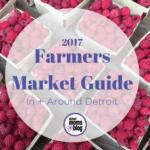 2017 Farmers Market Guide