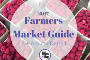 Farmer's Market Guide