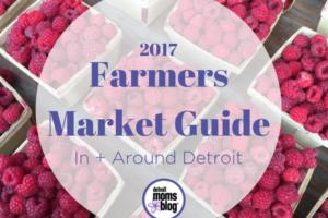 Farmer's Market Guide