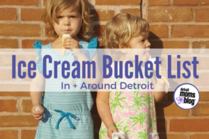 Ice Cream Bucket List