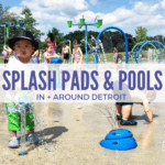 Metro Detroit Splash Pads & Pools