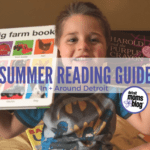 Summer Reading Guide In + Around Detroit: Prevent the Summer Slide