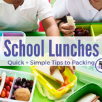 Lunch Lessons: Quick Tips to Make Packing {a little} Less Awful