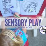 DIY Preschool: Sensory Play