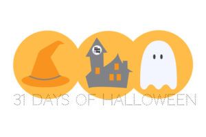31 Days of Halloween 600x400