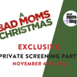 Moms Night Out:: A Bad Moms Christmas