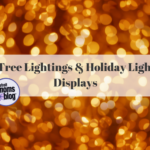 Guide to Tree Lightings & Holiday Light Displays {In + Around Detroit}
