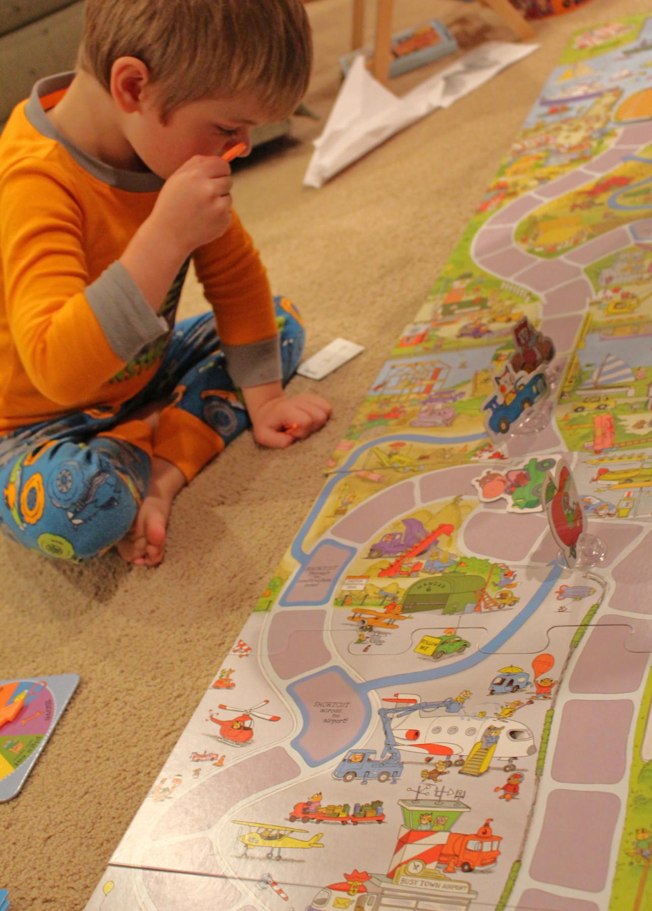 Best Board Games preschoolers busytown eye found it playing