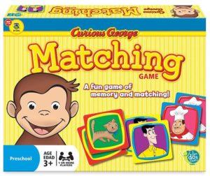 best board games preschoolers memory matching
