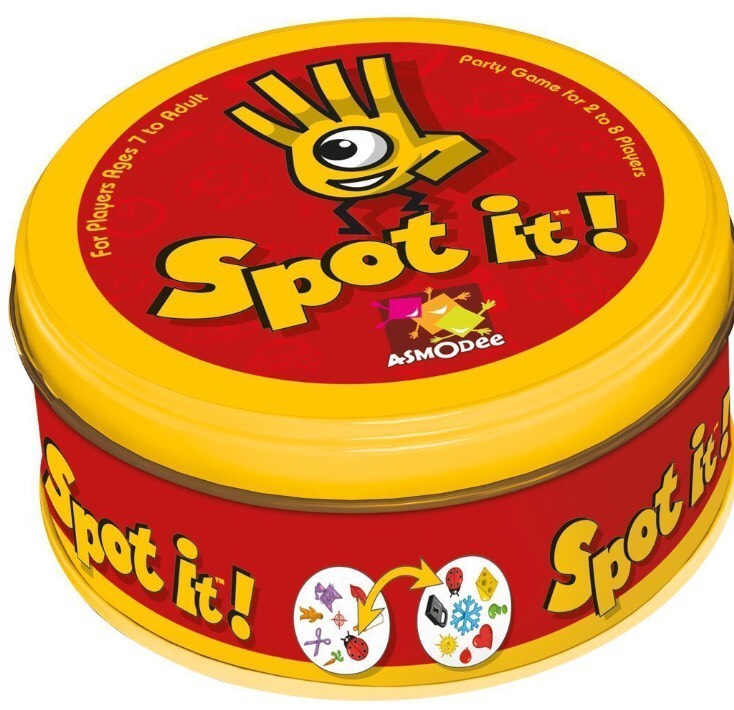 best board games preschool spot it travel game