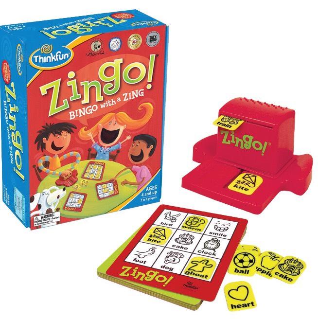 best board games preschool zingo bingo