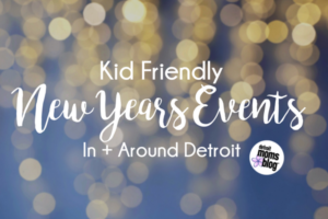 Kid Friendly New Years Events