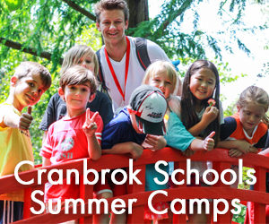 cranbrook summer camps