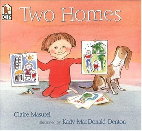 Top 5 Books for Helping Little Ones with Divorce