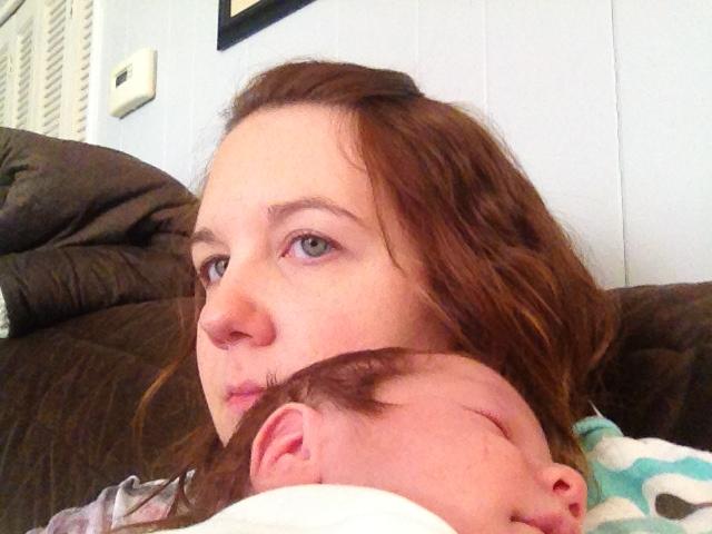 Sometimes Breastfeeding Just Sucks