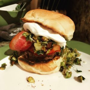 The Do the Brussel Burger