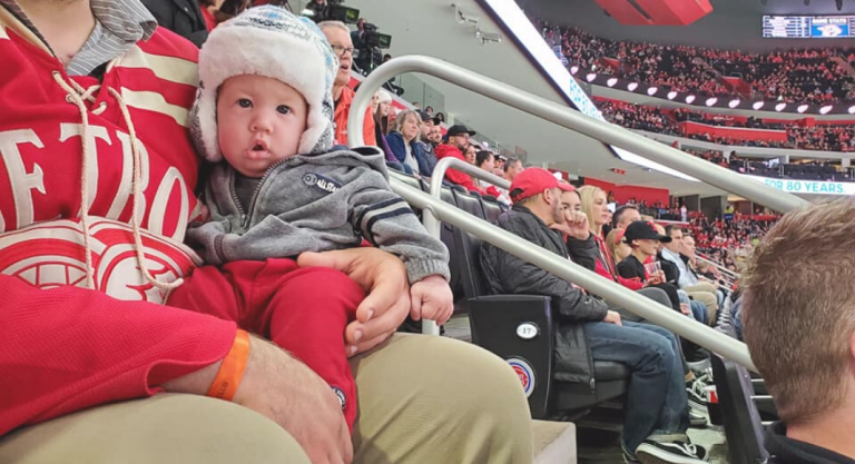 A Detroit Red Wings Family Guide to Little Caesars Arena
