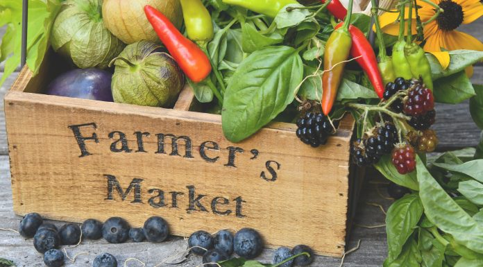 farmers market, detroit