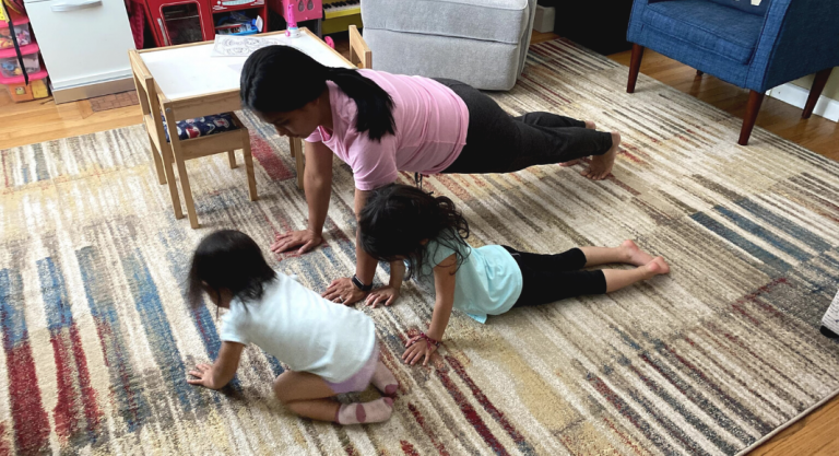 Top Five Workout Apps for Moms