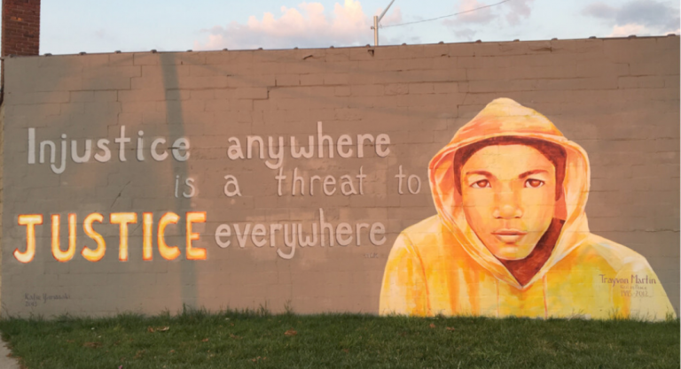 Detroit City Street Art: A Passion Project for Today's World
