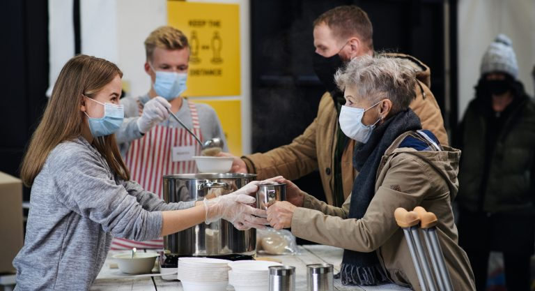 Where to Volunteer This Thanksgiving