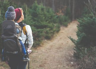 hiking, trails, detroit