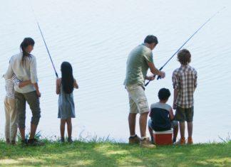 fishing, Michigan